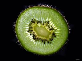 Kiwi Fruit Stock by cycoze