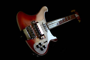 Rickenbacker Fireglo Bass