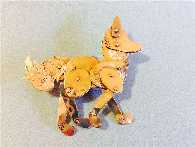 Fox Trot by Dai-Wolf