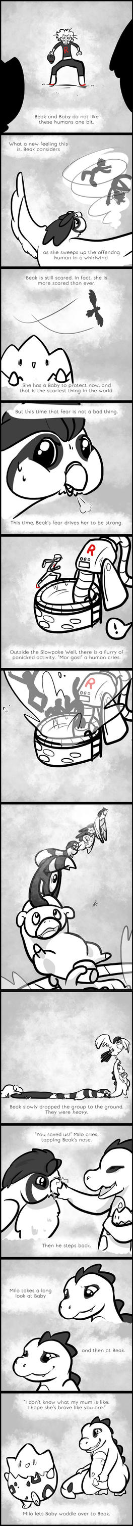 Courage - Event 05: Something to Protect (2) by Lost-Paperclip