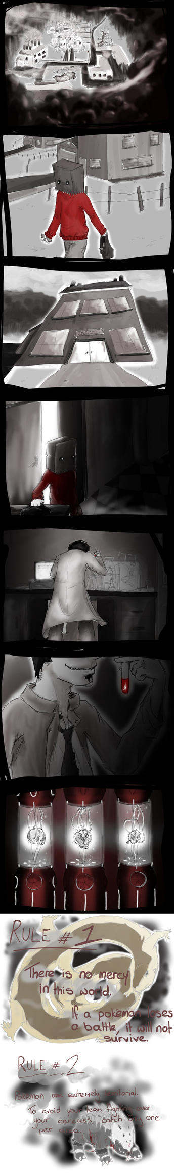 Noah the Second (1 of 2) by Lost-Paperclip