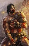 Crixus the undefeated gaul