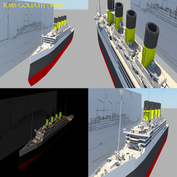 RMS Goliath WIP