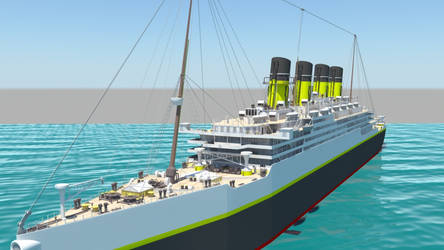 RMS Goliath WIP 2