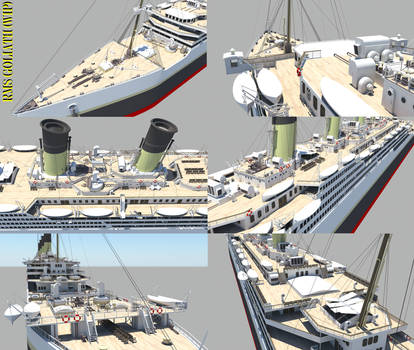 RMS Goliath WIP 3