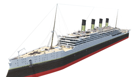 RMS Goliath WIP 4