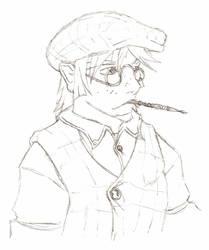 Nick Anime Style 4