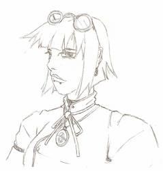 Robyn Anime Style