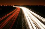 M3 Motorway Traffic Trails - 6