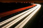 M3 Motorway Traffic Trails - 9