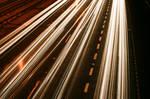 M25 Motorway Traffic Trails 3