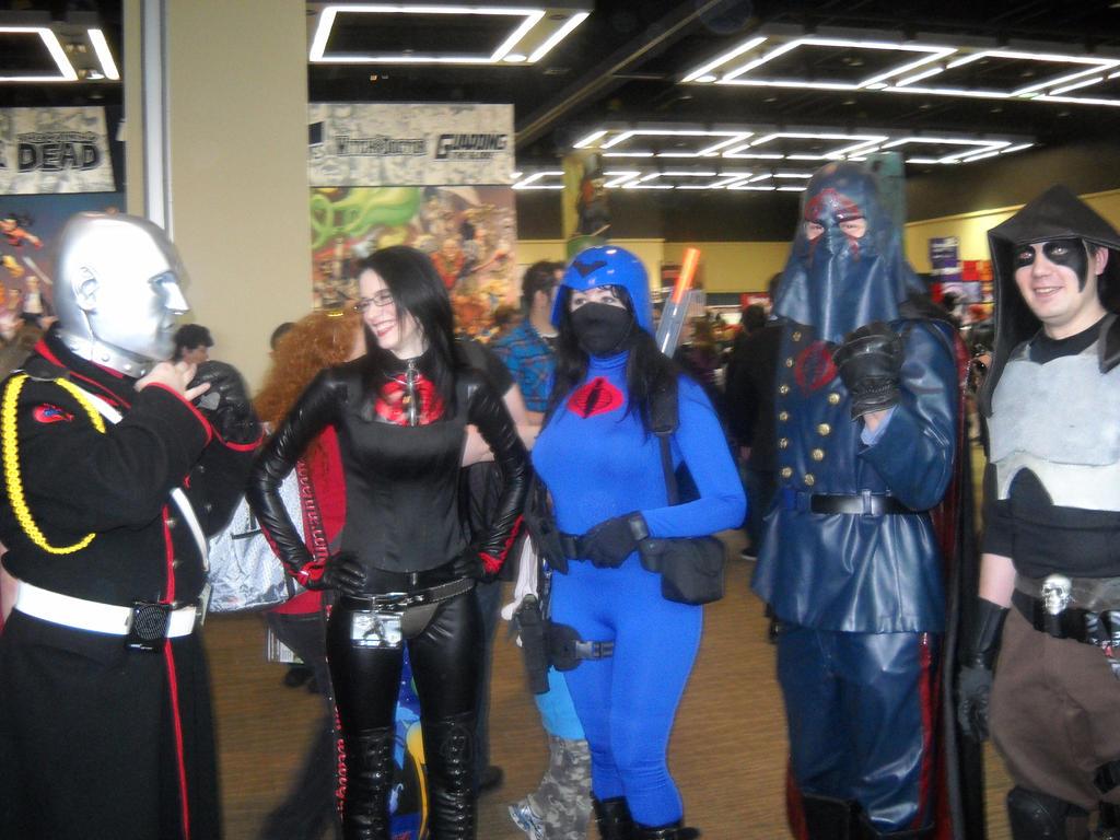 Emerald City Comic Con Sci Fi Speed Hookup