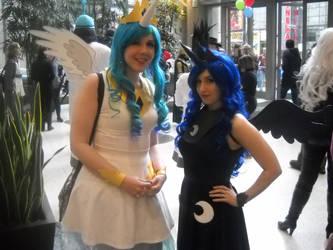 Emerald City Comic Con 2014 3 by ArcticShadowFox