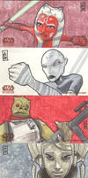 Clone Wars Widevision Hobby 3 by OMangueOTangue