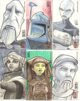 Clone Wars Widevision Hobby 8 by OMangueOTangue