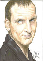 Doctor Who - Ninth Doctor by OMangueOTangue