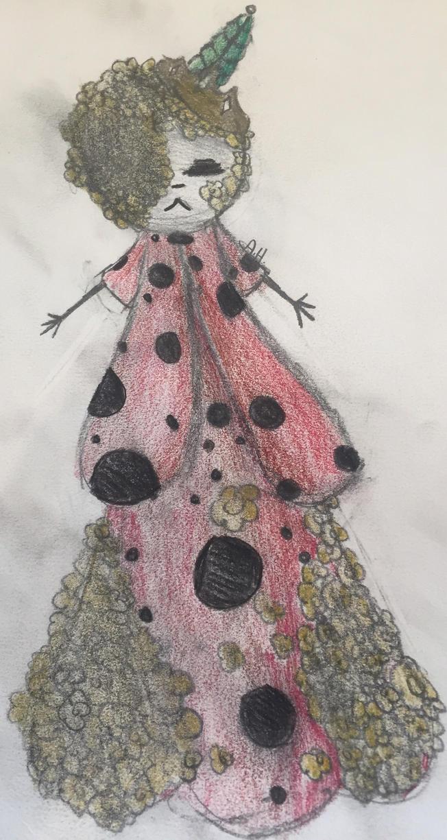 Monster! by Apfel-Zimt