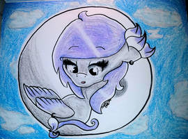 Moon Dream by Snerdsister