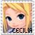 Pangya Stamp Cecilia by adeianos-kardia