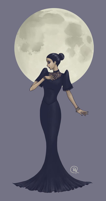 Inday Luna by VoxGraphicaStudio