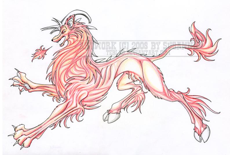 Hellhound by teblad