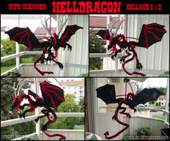 Pipe Cleaner Helldragon by teblad