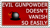 Evil Gunpowder -stamp- by teblad