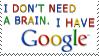 Google stamp