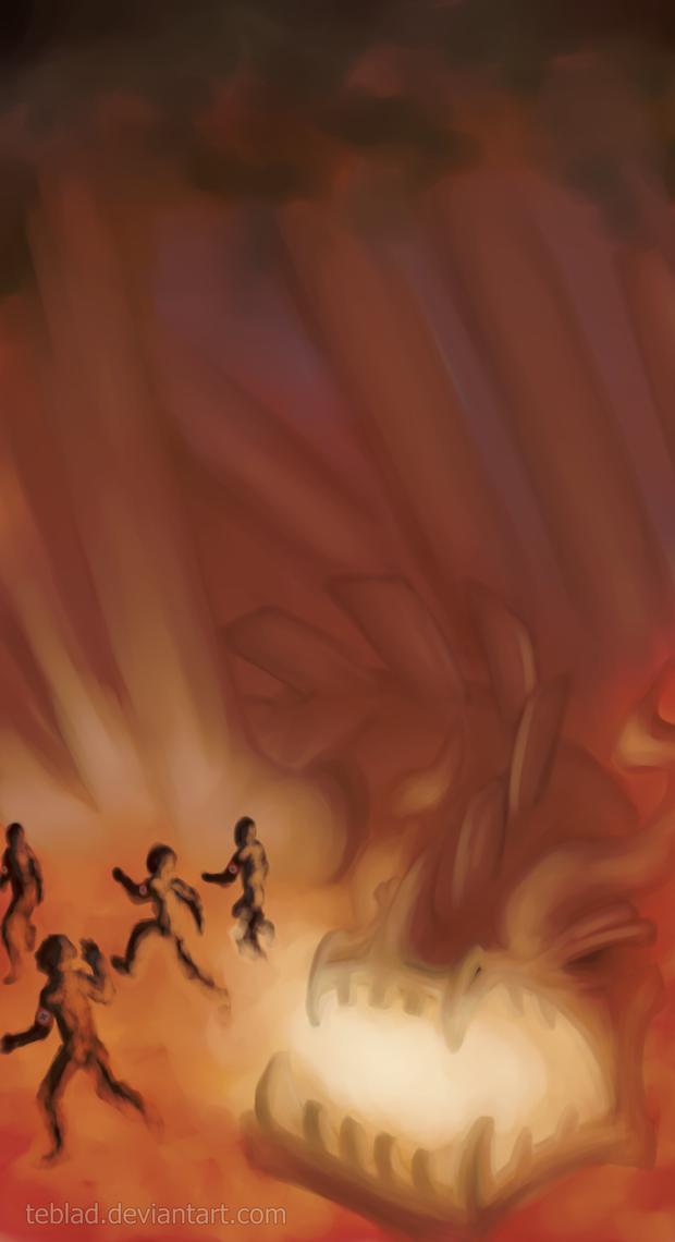 The Fire of Retribution