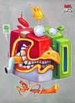 Angry birds by OlegEvteev