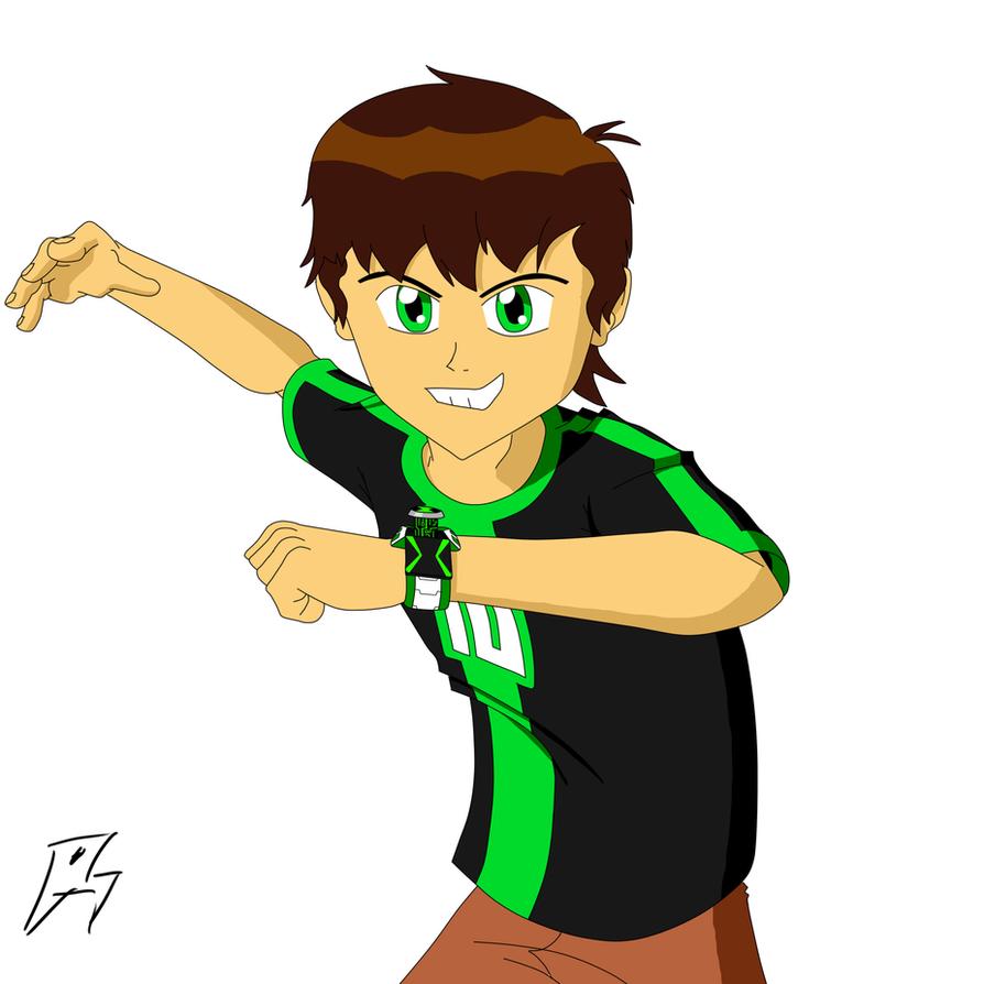 Hero Time! by MegaArtist923