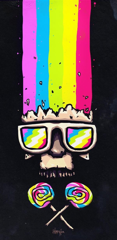 Double Fuckin' Rainbow by HoppyJoe