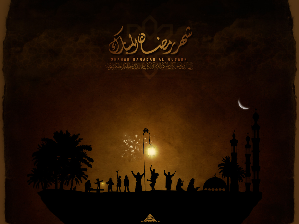 أجمل خلفيات شهر رمضان المبارك 2014 بجودة HD حصريا على منتديات إبداع Ll_shahar_ramadan_al_mubark_ll_by_AymanStyle