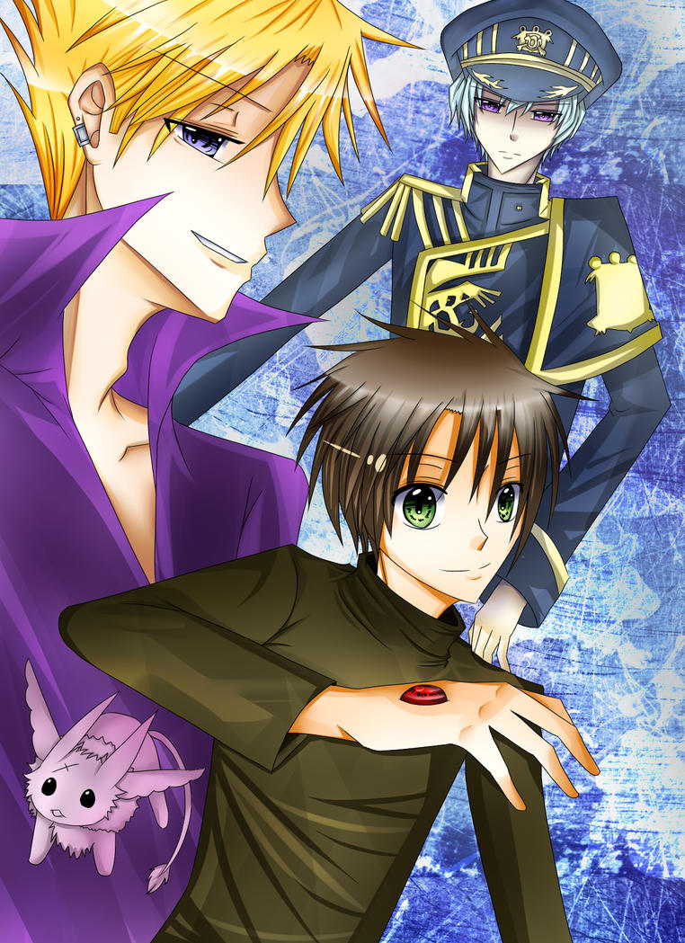 relationship between teito and frau