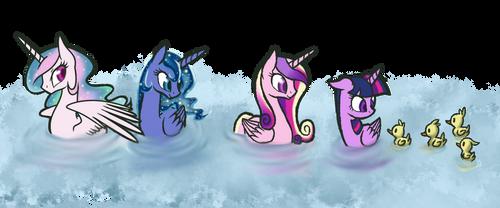 Elegant creatures by xilenobody143