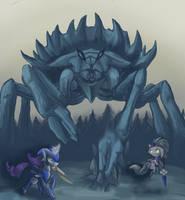 Rarity crab hunter