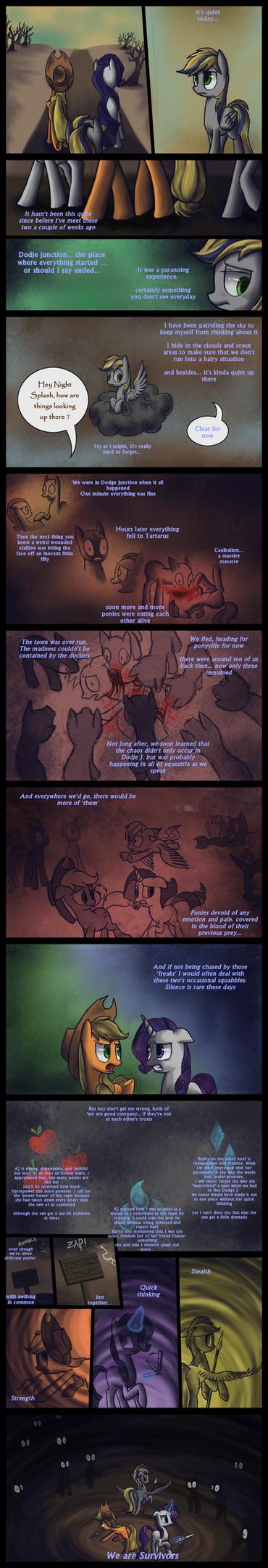 TD9 Survivors by xilenobody143