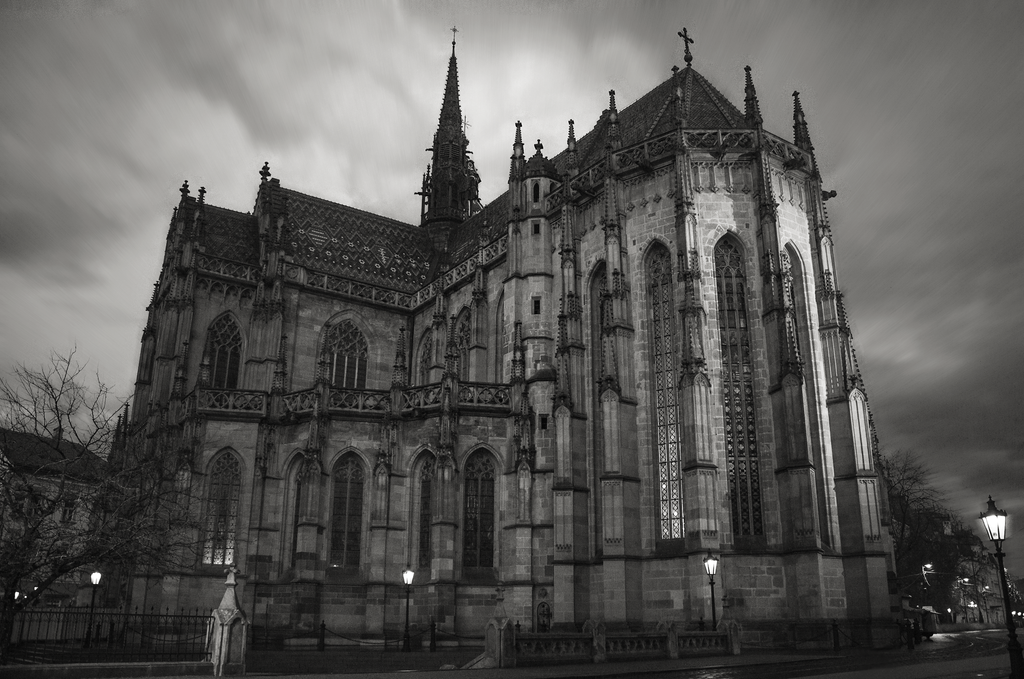 Cathedral of St. Elizabeth by ferrohanc