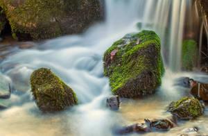 Mountain River by ferrohanc