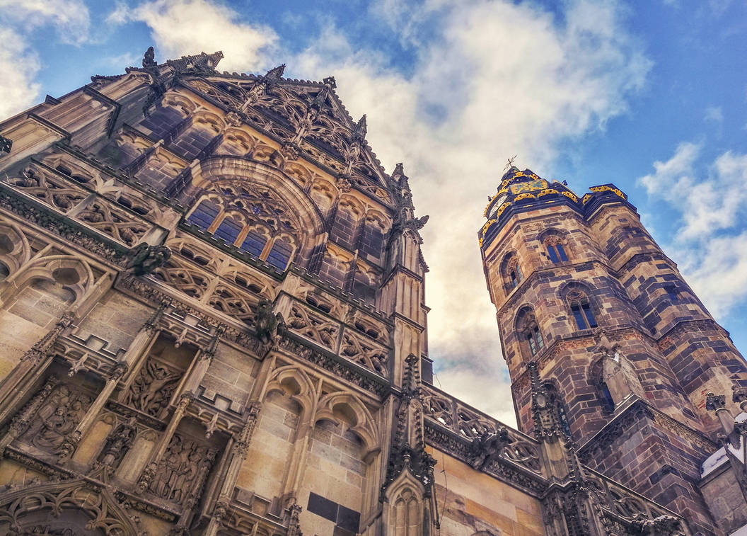 Cathedral of St Elizabeth by ferrohanc