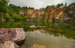 Green Lake by ferrohanc
