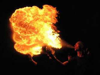 let the flames speak by Stratege