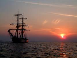 Tall Ship Astrid