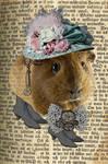 Clockpunk Guinea Pig by automatonaliza