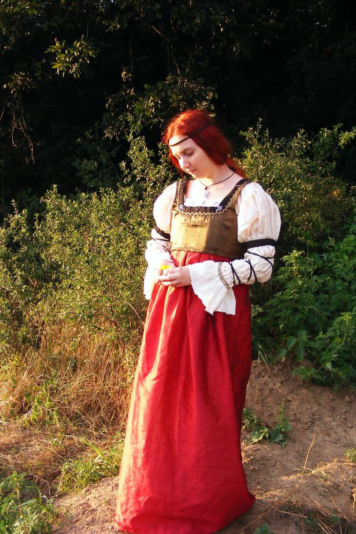 My Fantasy Renaissance Costume Version 1 by automatonaliza