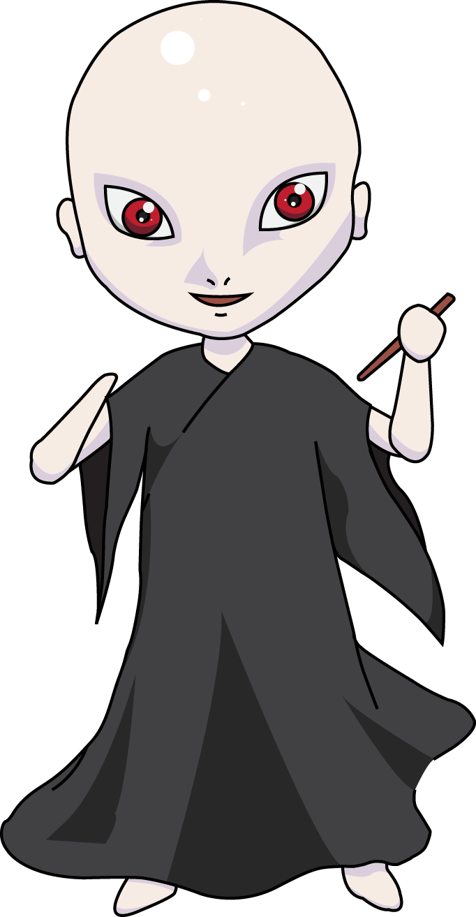lord voldemort chibi by colachu on deviantart