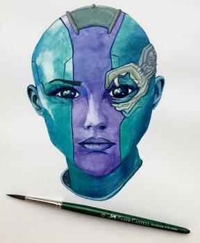 Nebula (Watercolors)