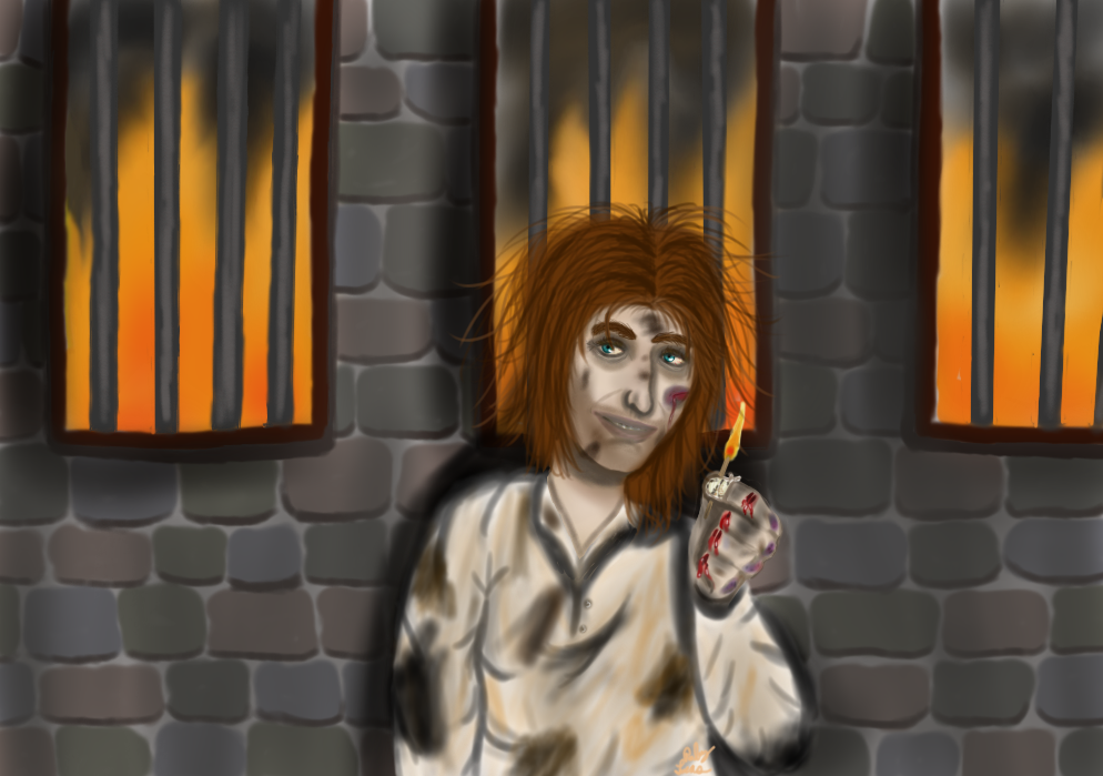 Pyromaniac by rubylucas