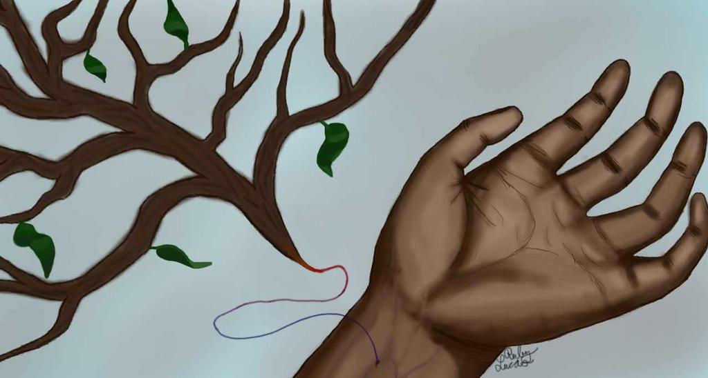 Vein Tree by rubylucas
