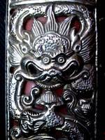 The Resting Dragon by ninjaGurung